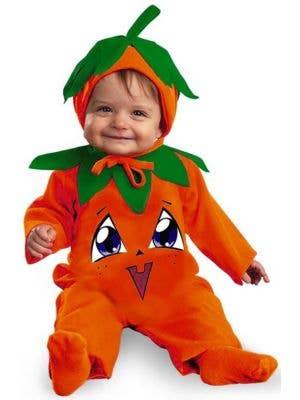 Lil Pumpkin Pie Infant Halloween Costume