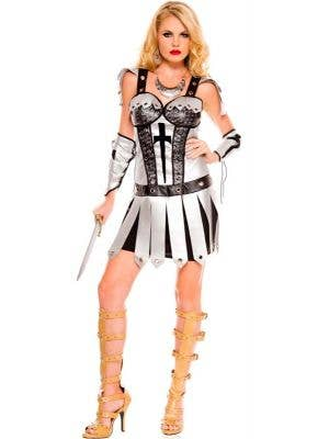 Hot Knight Women's Sexy Medieval Costume