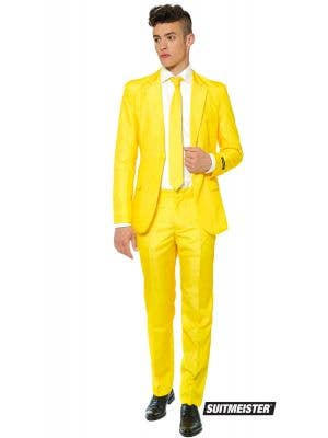 Men's Yellow Suitmeister Novelty Oppo Suit Main Image