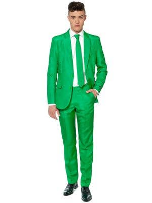 Men's Green Novelty Suitmeister Oppo Suit Outfit Main Image