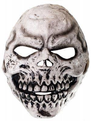 Skeleton Head Latex Mask