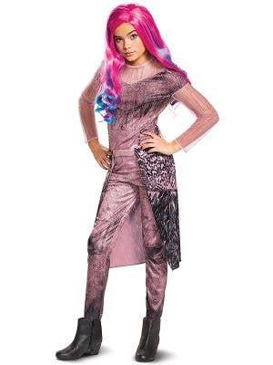 Girls Classic Audrey Descendants 3 Fancy Dress Costume Front Image