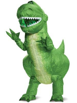 Kids Inflatable Rex Toy Story 4 Dress Up Costume