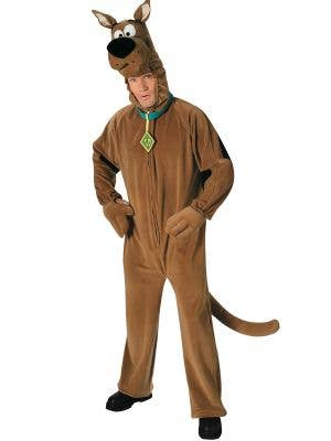 Mystery Inc. Adult's Scooby Doo Dog Costume