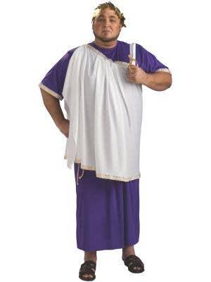 Julius Caesar Men's Plus Size Costume