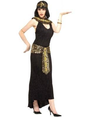 Queen Cleopatra Women's Egyptian Costume Main Image