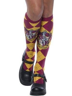 Harry Potter Licensed Gryffindor House Costume Socks