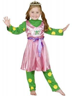 Ballerina Dorothy the Dinosaur Girl's Wiggles Costume