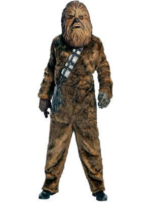 Chewbacca Star Wars Deluxe Adult's Costume