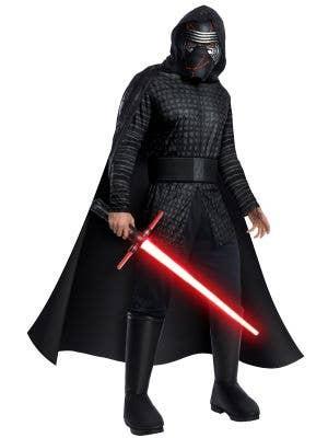 The Rise of Skywalker Men's Deluxe Star Wars Kylo Ren Costume - Main Image