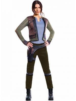 Women's Star Wars Rogue One Jyn Erso Costume Main Image