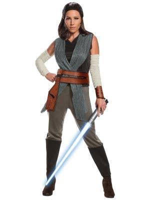 Star Wars Rey Women's Fancy Dress Costume Image 1