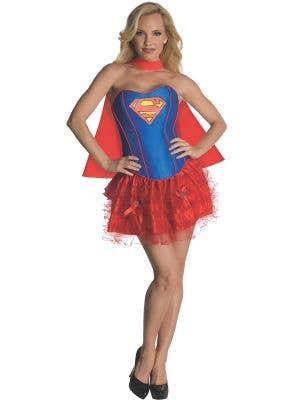 Supergirl Women's Sexy Costume