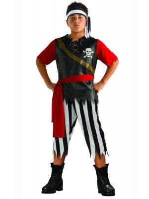 Pirate King Boy's Book Week Costume