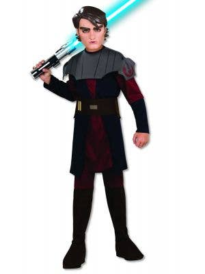 Kids Star Wars Anakin Skywalker Fancy Dress Costume
