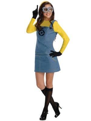 Despicable Me Women's Minion Costume