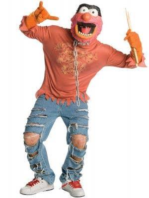 The Muppets Men's Animal Fancy Dress Costume
