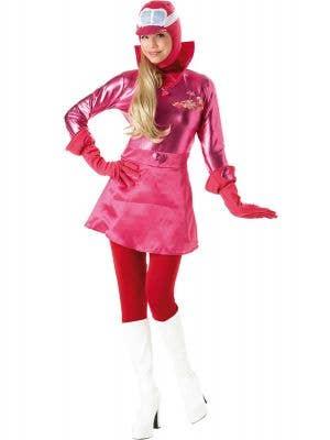 Wacky Races Penelope Pitstop Women's Costume