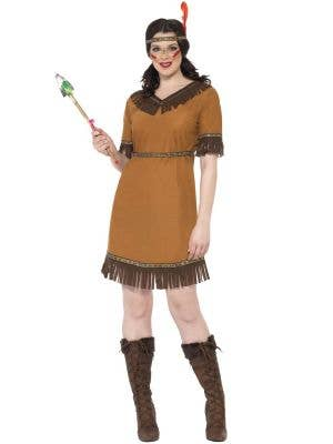 Indian Maiden Women's Native American Pocahontas Costume