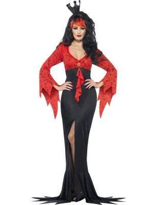 Evil Vampire Queen Women's Halloween Costume