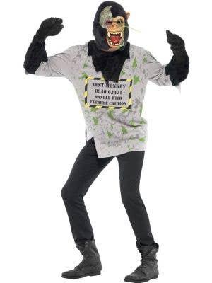 Men's Mutant Monkey Halloween Costume Front