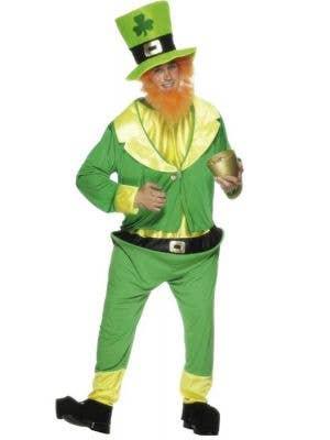 Leprechaun Men's Irish Fancy Dress Costume