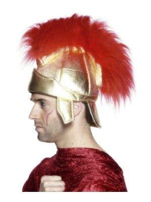 Roman Gladiator Warrior Soft Helmet