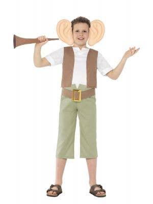 The BFG Kids Roald Dahl Book Week Costume