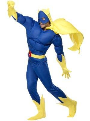 Muscle Chest Men's Bananaman Costume Image 1