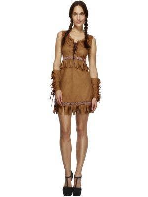 Pocahontas Women's Sexy Native American Costume