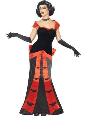 Glam Vampiress Women's Halloween Costume