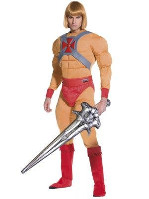 Masters of the Universe Men's He-Man Costume Image 1