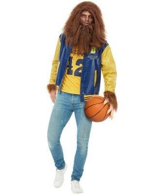 Teen Wolf Men's Werewolf Halloween Costume
