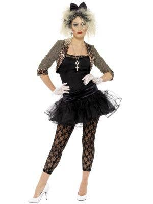 Madonna Desperately Seeking Susan 80's Costume Image 1