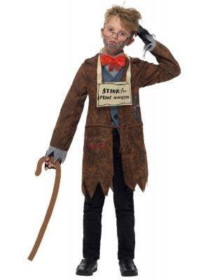 Mr Stink David Walliams Boy's Book Week costume Main Image