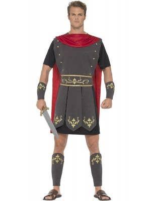 Men's Roman Gladiator Costume- Front