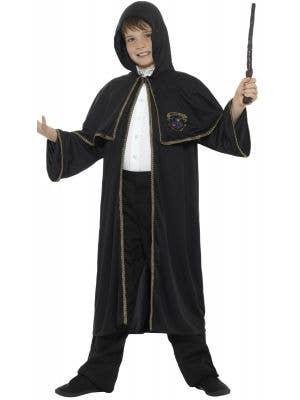 Magical Wizard Cloak Kid's Fancy Dress Costume