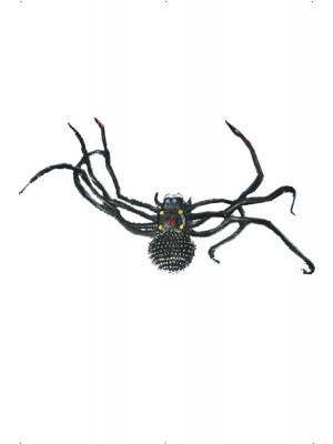 Giant Black Spider Halloween Decoration