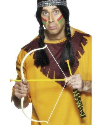 American Indian Bow and Arrow Costume Weapon