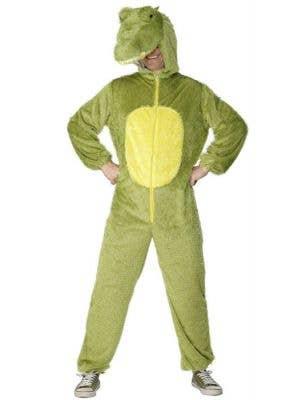Crocodile Adult's Animal Costume Onesie
