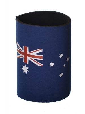 Australia Day Aussie Flag Stubbie Holder