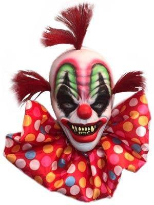 Mini Horror Clown Head Decoration