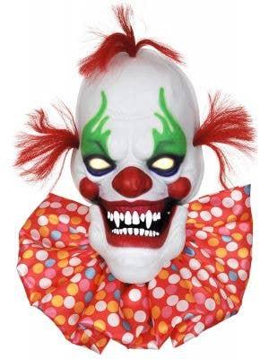 Creepy Clown Talking Halloween Decoration