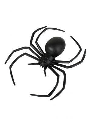 Large Plastic Spider Hanging Halloween Decoration