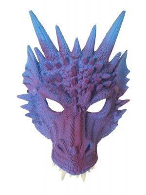 Dragon Kid's Purple Book Week Mask
