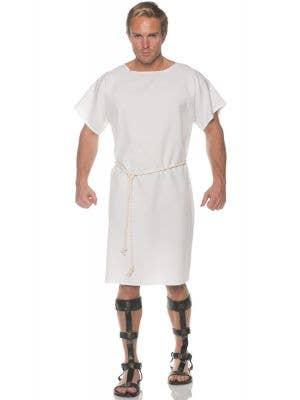 Ancient Toga Men's Plus Size Roman Costume