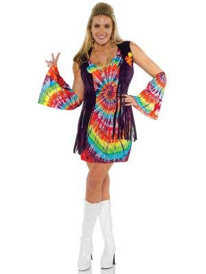 1970's Women's Revolution Hippie Costume