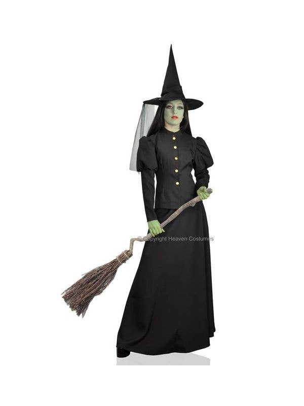 Wizard of Oz Women's Wicked Witch of the West Halloween Costume - Main Image