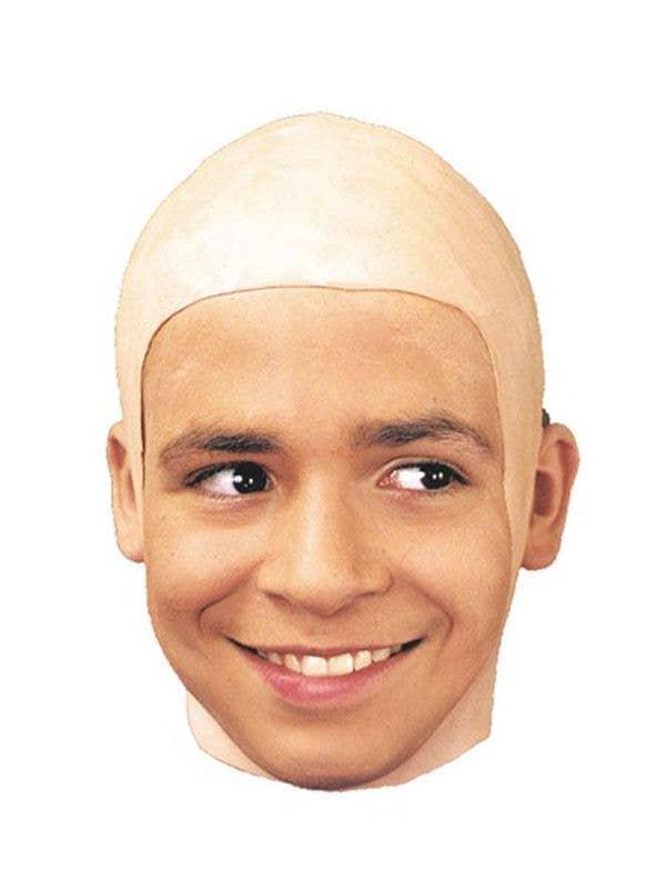 Latex Bald Cap Novelty Costume Accessory