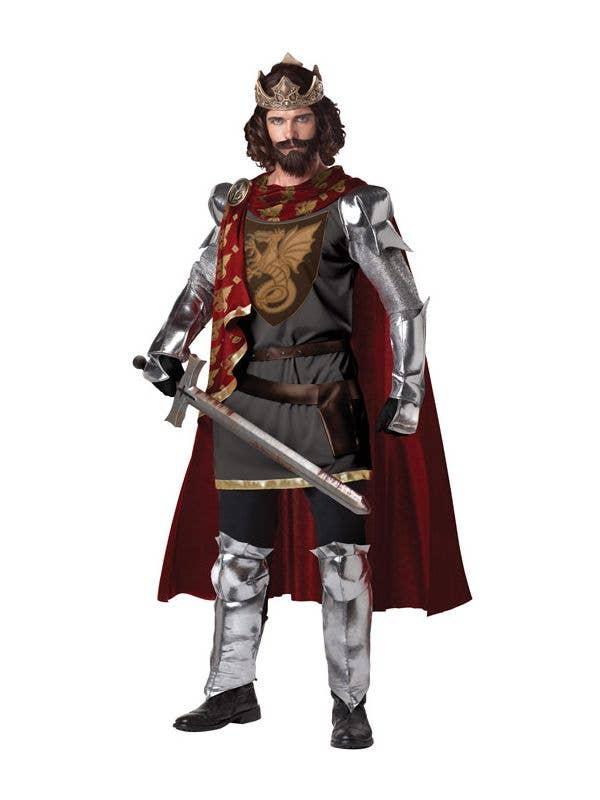 King Arthur Deluxe Mens Costume